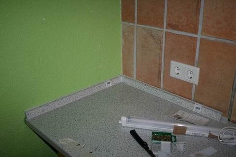 die erste ecke hat ihre abschlu leiste 6 juni 2007. Black Bedroom Furniture Sets. Home Design Ideas